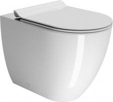 Напольный унитаз PURA GSI Rimless с Soft Close тонкой крышкой без бачка