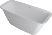 Akmens masės vonia Blu ARIES 1700 su persipylimu, IŠPARDAVIMAS
