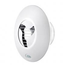 Ventiliatorius ICON 15 Airflow, baltos spalvos