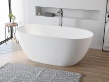 Ванна из литого мрамора Blu ARA 1600
