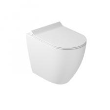 Pristatomas WC DREAM  su plonu soft close dangčiu, Galassia