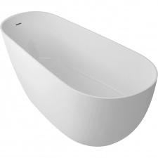 Akmens masės vonia Blu SOLE 1700 Evermite su persipylimu