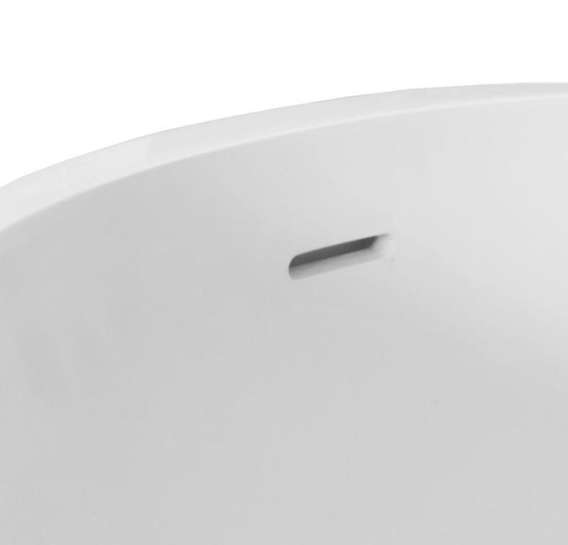 Akmens masės vonia Blu OLIVIA 1700