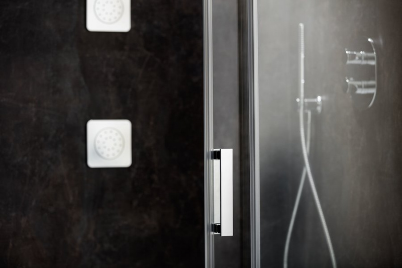 Dušo durys į nišą Ravak Matrix MSD4