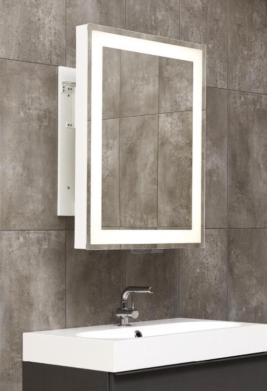 Vonios kambario veidrodis Get Miior (atitraukiamas)