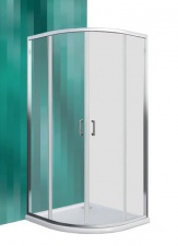 Pusapvalė dušo kabina Roltechnik Lega LLR2