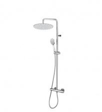 Lietaus dušo sistema su termostatiniu maišytuvu PARIS Ø 300 mm Bossini
