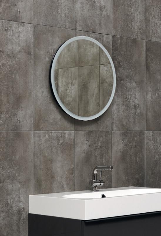 Vonios kambario veidrodis Miior Sun 50 (atitraukiamas)