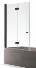 Vonios sienelė Baltijos Brasta BERTA juodu profiliu