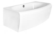 Stačiakampė akrilinė vonia Besco TELIMENA