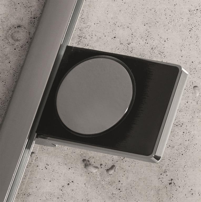 Atvira dušo kabina Radaway Euphoria Walk-in V (8mm stiklas)