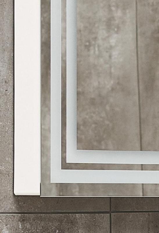 Vonios kambario veidrodis Neo Miior (atitraukiamas)