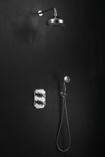 Potinkinė termostatinė dušo sistema Palazzani Adams
