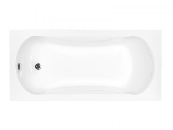 Stačiakampė akrilinė vonia Besco ARIA