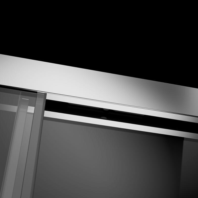 Dušo durys į nišą Radaway Idea DWD