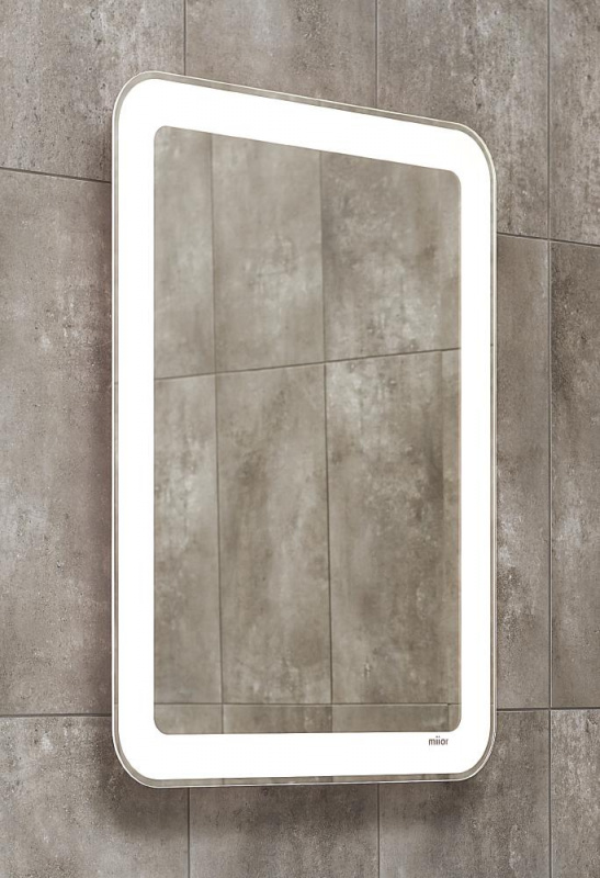 Vonios kambario veidrodis Zen Miior (atitraukiamas)