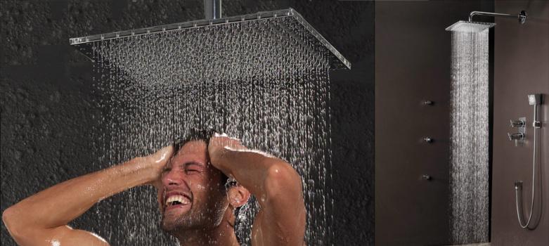 Bossini - dušo ekspertai iš Italijos
